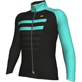 Alé Cycling Piuma Jacket Men Black-Turquoise